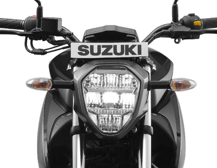Suzuki Gixxer headlamp