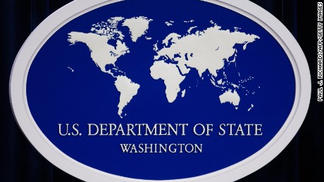 State Department foreign service officer resigns in blistering criticism of Trump