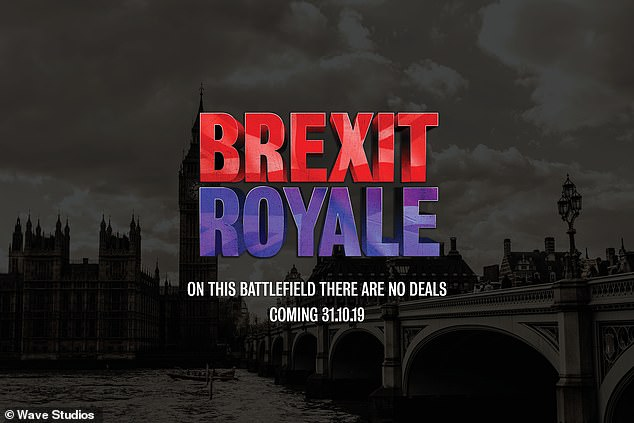 Indy developer Wave Studios announced the free-to-play Brexit Royale during the 2019 Gamescon held in Cologne, Germany, from August 20¿24