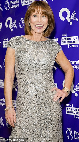 Sky newsreader Kay Burley, 58, has spoken out on how the menopause has affected her work