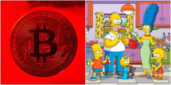 Bitcoin price, bart simpson technical formation