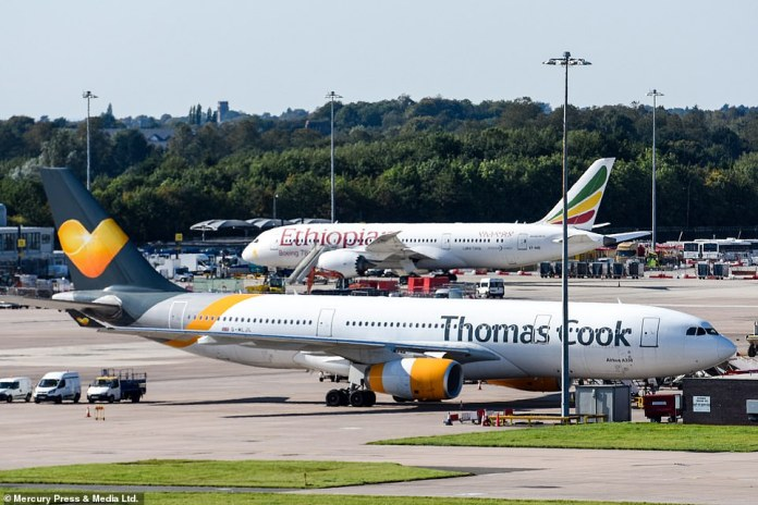 Profit woes: In September 2018, Thomas Cook shares began a new decline. The company issued another profit warning, having already issued one in July
