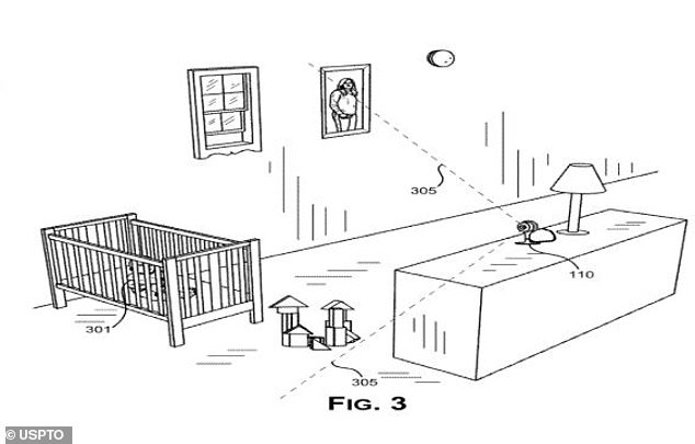 Google has filed a patent for an AI-powered baby monitor to tell parents exactly what their child is up to at any given time