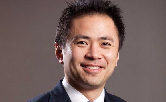 Head of ETFs at LGIM Howie Li