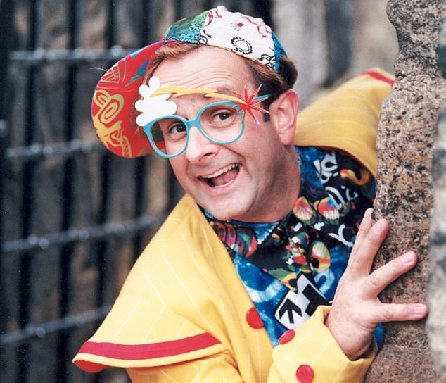 Svvy advice: Kids TV presenter Timmy Mallett