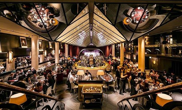Bon Viveur: Quaglino's is one of 44 restaurants run by Des Gunewardena, of D&D London