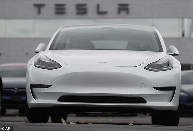 The Model 3 also bagged gongs for the best electric model, best company car and a safety award
