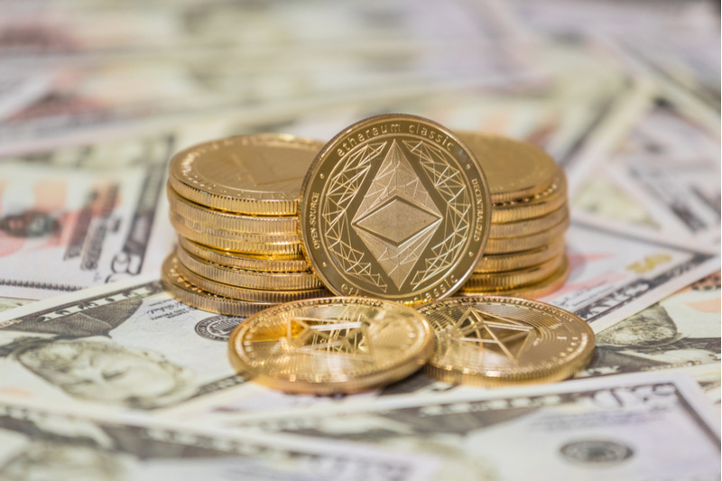Ethereum Falls 10.55% In Rout