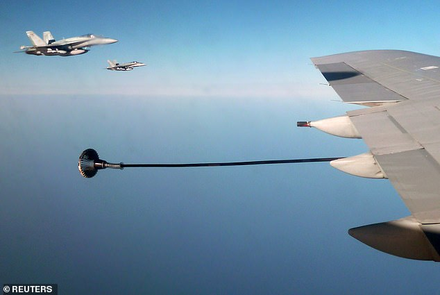 Dorset based Cobham is a world-leader in air-to-air refuelling technology