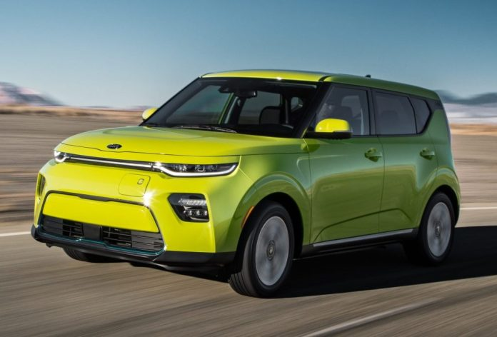 Vacuum cleaner giant Dyson's hopes proved no match for the promise of the Kia Soul EV.