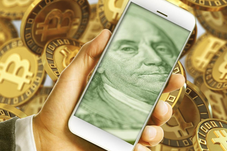 crypto currency digital wallet bitcoin blockchain