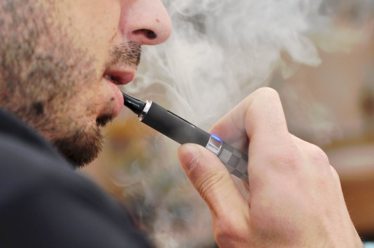 Vaping is 'just as bad for the heart as traditional smoking'