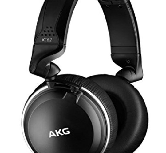 AKG headphones (Amazon)