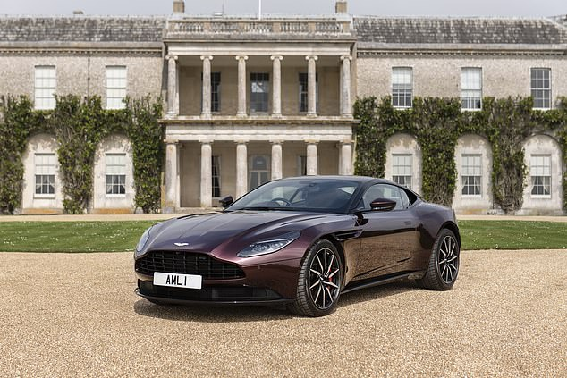 Aston Martins are some of the most desirable cars in the world but you wouldn't know it from the price of the company's shares.