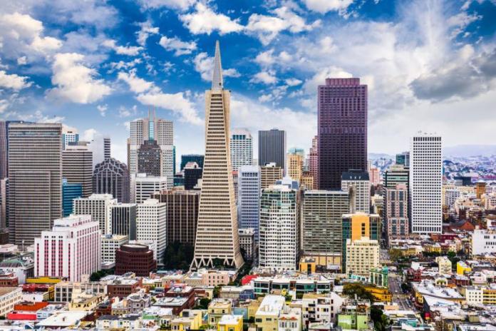 SF skyline/Shutterstock
