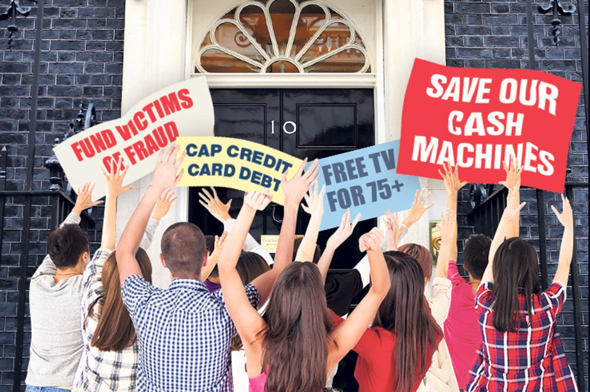 It's time for No10 to listen - this is what readers want from the election!