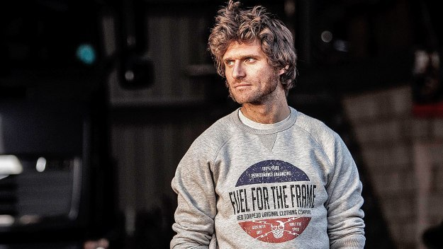 Guy Martin sets out to recreate the most iconic motorcycling moment in movie history