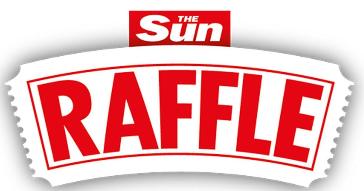 Could you be the next Sun raffle winner?