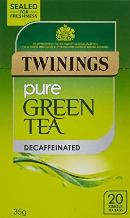 Save on Twinings decaf green tea from Sainsbury's