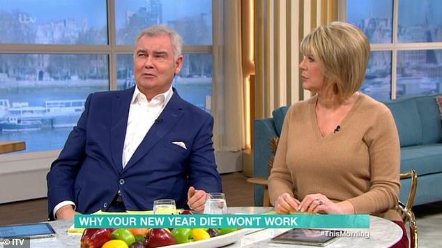 Dr Andrew told Eamonn Holmes that steroids and insulin could impact weight gain
