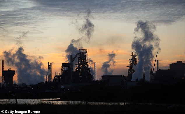 India's Tata Sons is not prepared to carry on shouldering losses at Port Talbot (pictured)