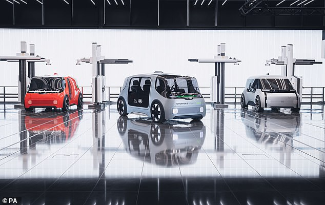 Speth was speaking at the opening of theNational Automotive Innovation Centre at Warwick University Coventry on Tuesday. JLR used the event to unveil this Project Vector self-driving electric pod that will be used for autonomous trials on UK roads next year