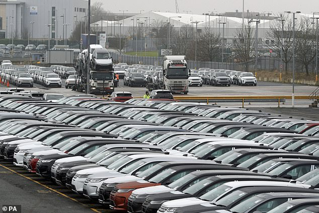 The UK's biggest car maker announced earlier this year that it is cutting jobs at its Halewood plant in Merseyside due to declining demand for new vehicles