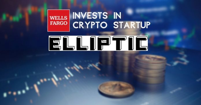 Wells Fargo Invests in Crypto Startup Elliptic