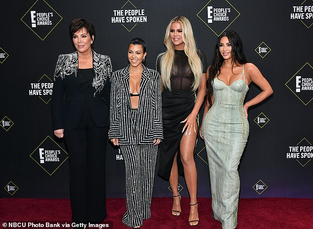 Users who purchase a Hayu pass on Now TV can watch Keeping Up With The Kardashians