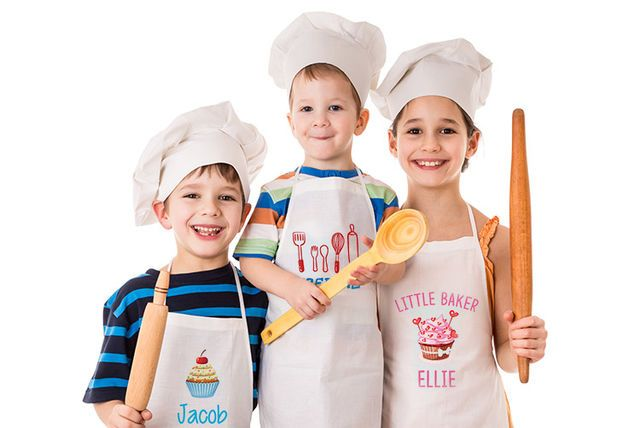 Get your kids aprons as they will be baking a ton in the coming weeks, grab one for £6 and save £13.99