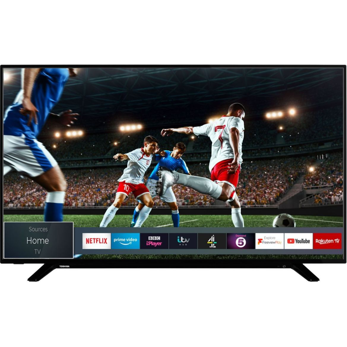 Why spend £269 on this Toshiba 43in 4K TV...