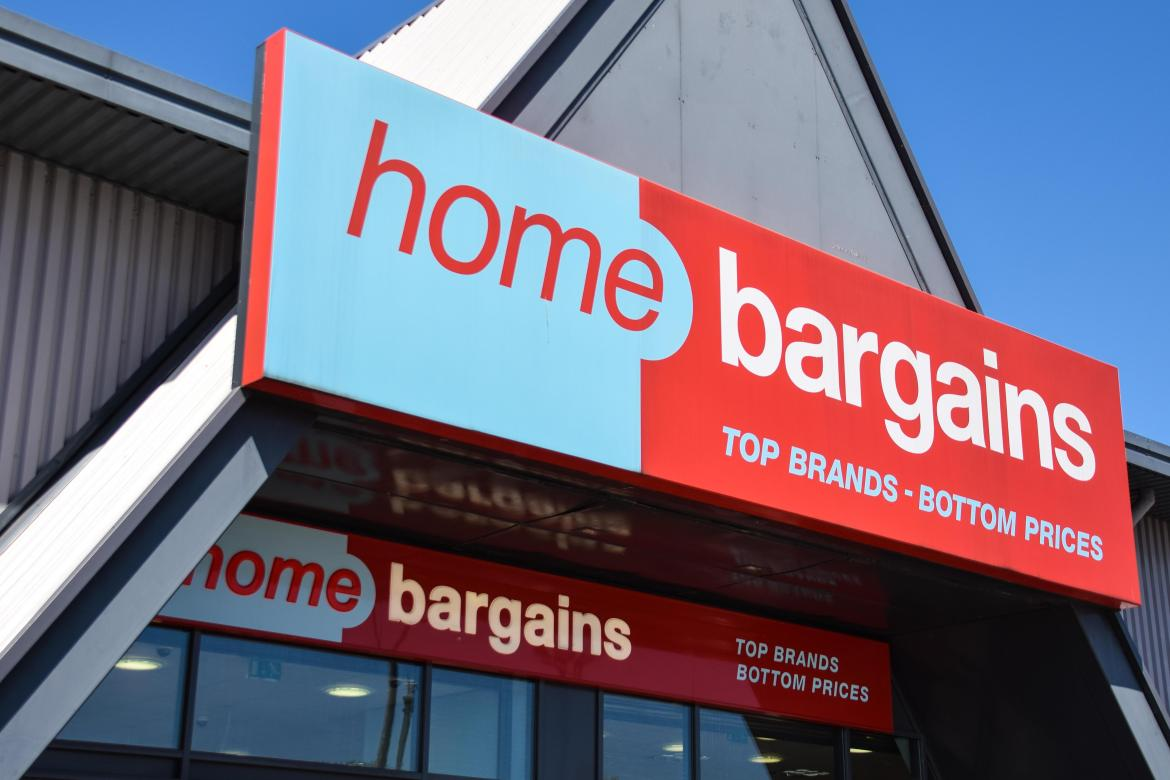 Home Bargains stores are also remaining open