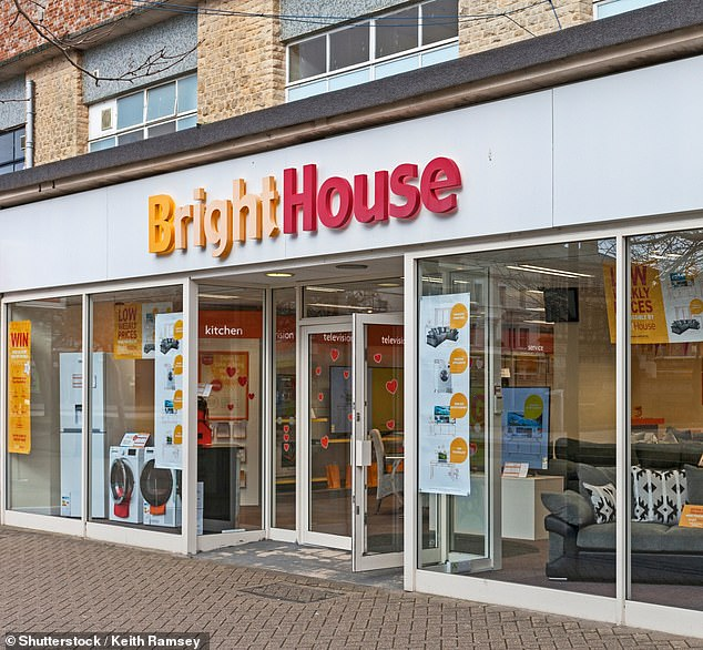 On the brink:Rent-to-own firm Brighthouse will appoint administrators after the lockdown tipped it over the edge