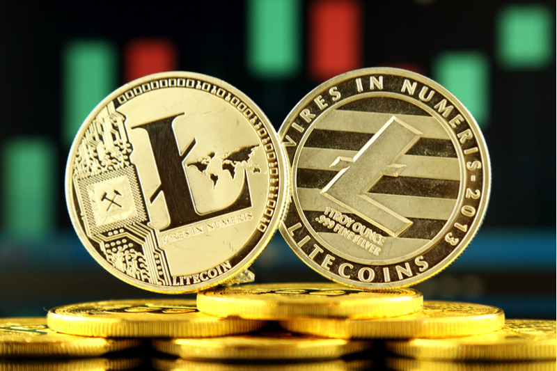 Litecoin Falls 17.10% In Bearish Trade