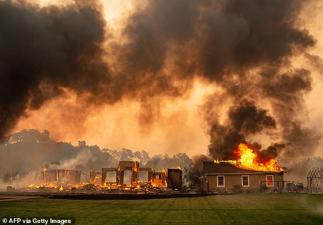 Stanford researchers studied wildfire season in California, finding the average temperature have risen two degrees Fahrenheit over the last four decades while rainfall has declined 30 percent. The team warns these factors will make future fires even more damaging