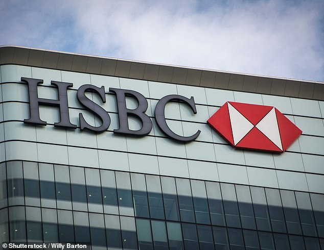 Question of allegiance: Banking group HSBC has publicly declared its backing for the draconian legislation in Hong Kong