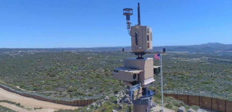 Customs and Border Protection photo - Autonomous Surveillance Tower