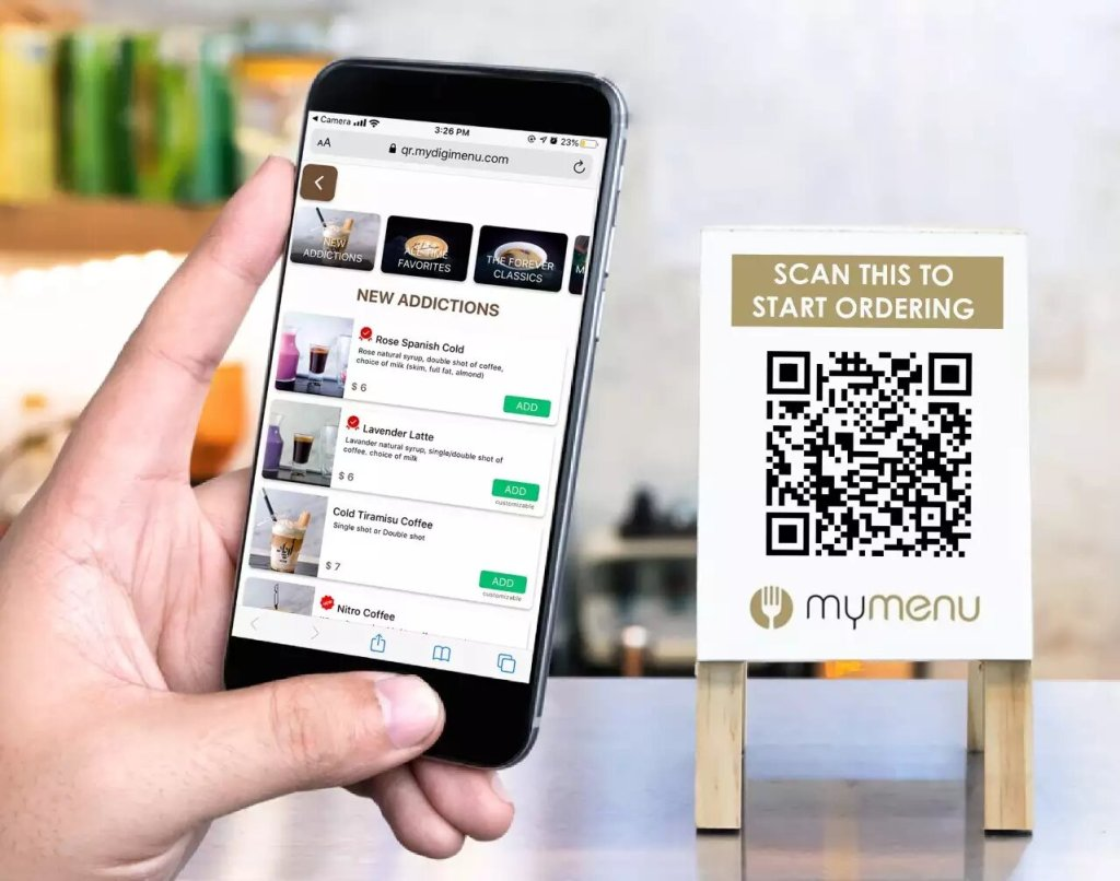 QR-Menu for Restaurants for Smooth Reopening After Covid-19