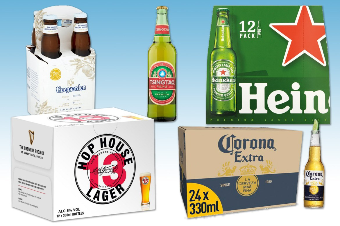 Raise your glass to these deals on global beers