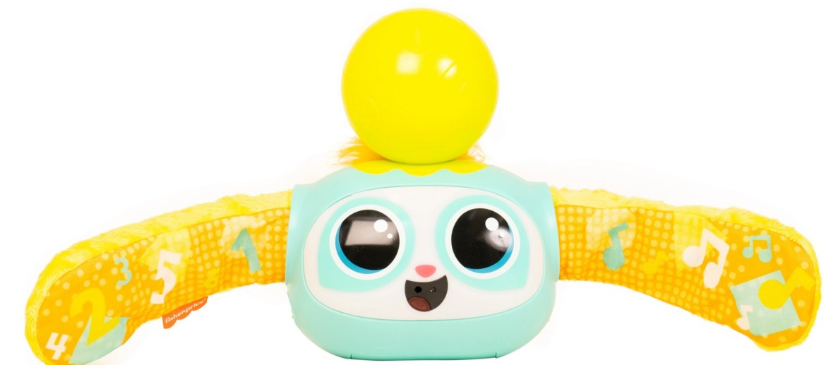 The Fisher-Price toy is ideal for babies and will last until they grow to be a pre-schooler