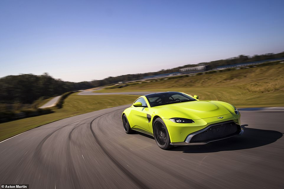 The Aston Martin Vantage is a arguably the best supercar in the brand's range right now. It's also the cheapest, fortunately