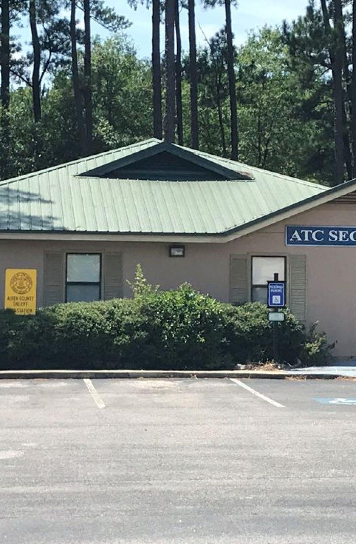 ATC security building