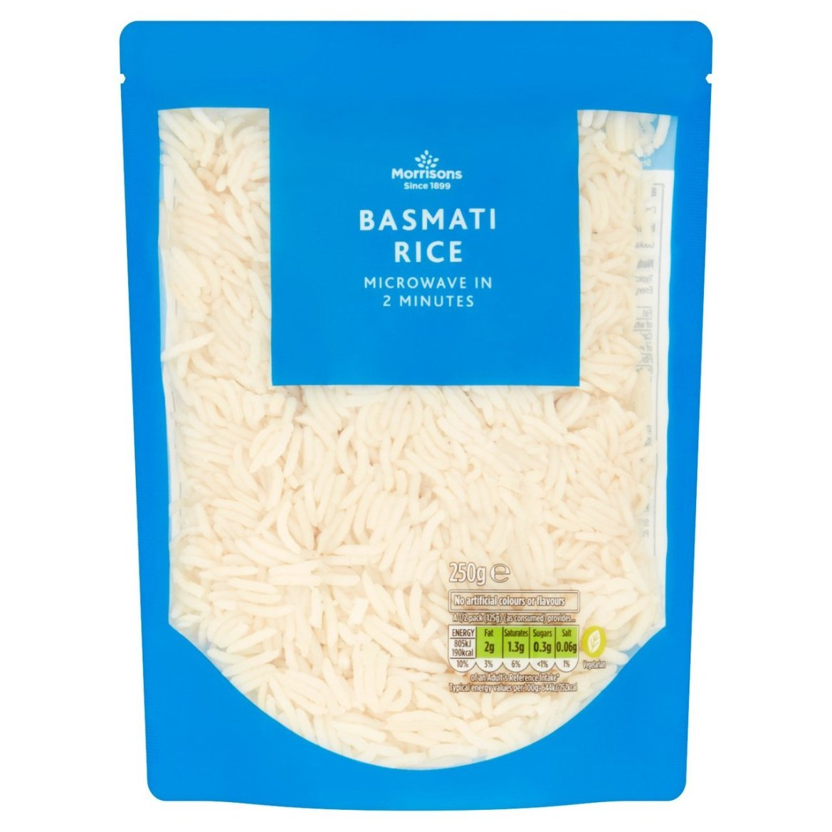 ...when you can get a pack of Morrisons basmati rice for just 65p