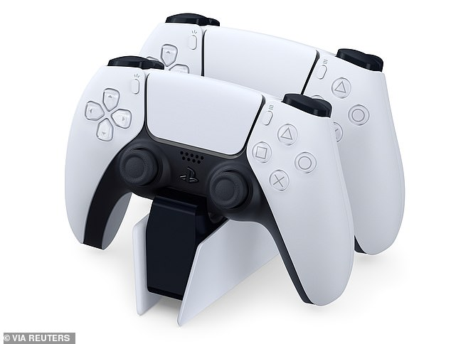 A selection of accessories will also be available for PS5, including a wireless charging station for its DualSense controllers