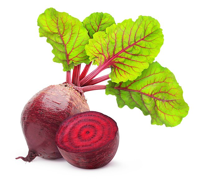 Packed with polyphenols, this is one of the few vegetables to contain betalains (the pigments that give it its red-violet colour)