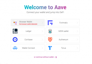DeFi Unlocked: How to Earn Interest Lending Crypto using Aave 103