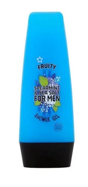...when Superdrug's Fruity Spearmint & Sea Salt shower gel is just £1.49