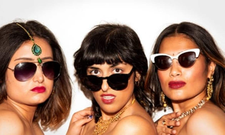Brown Girls Do It Too hosts Poppy Jay, Roya Eslami and Rubina Pabani.