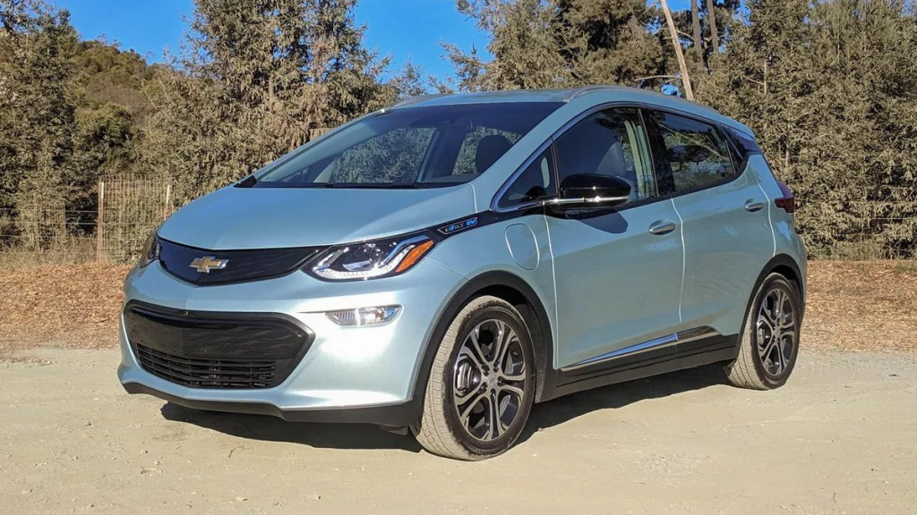 Chevrolet Bolt EV LT vs Premier. What is the Difference?