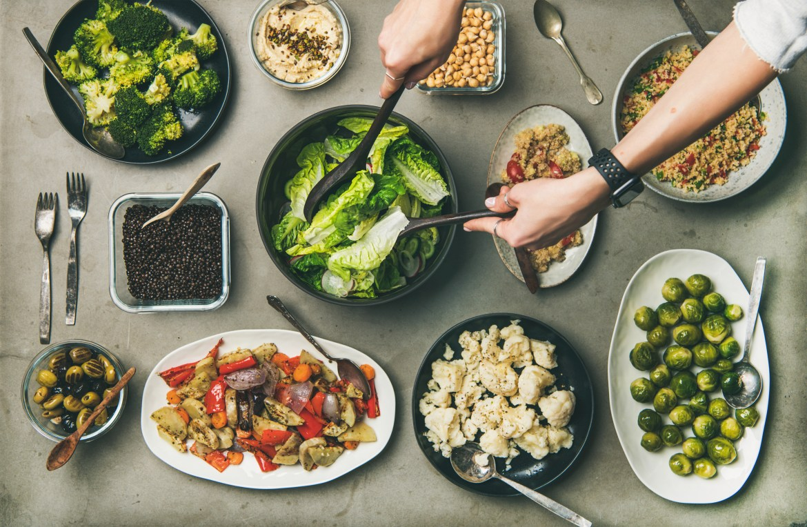 Nutrient dense foods could help you stave off bowel cancer, experts have claimed